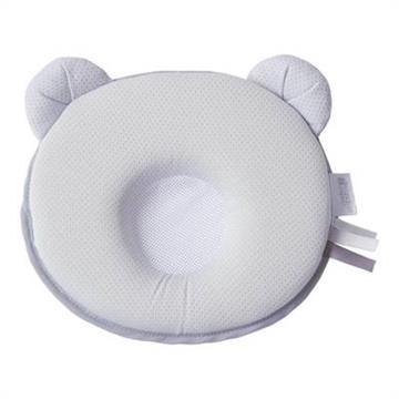 Babypude Panda, Økologisk - Candide - Støtter blidt din babys hoved og modvirker fladt og skævt ...