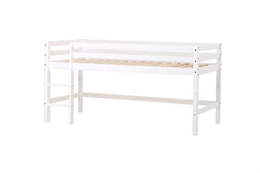 Image of   Halvhøj seng, Delbar 190 cm - Hoppekids
