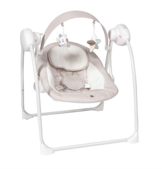 Image of   Baby Swing Stol NOA, Sand - Topmark