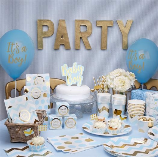 Babyshower Party Box