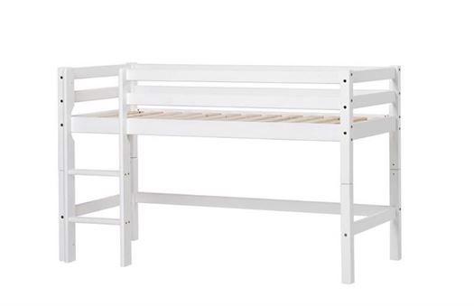 Image of   Halvhøj seng, Basic Delbar VÆLG STØRRELSE - Hoppekids