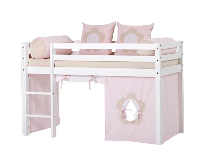 halvhøj seng udsalg