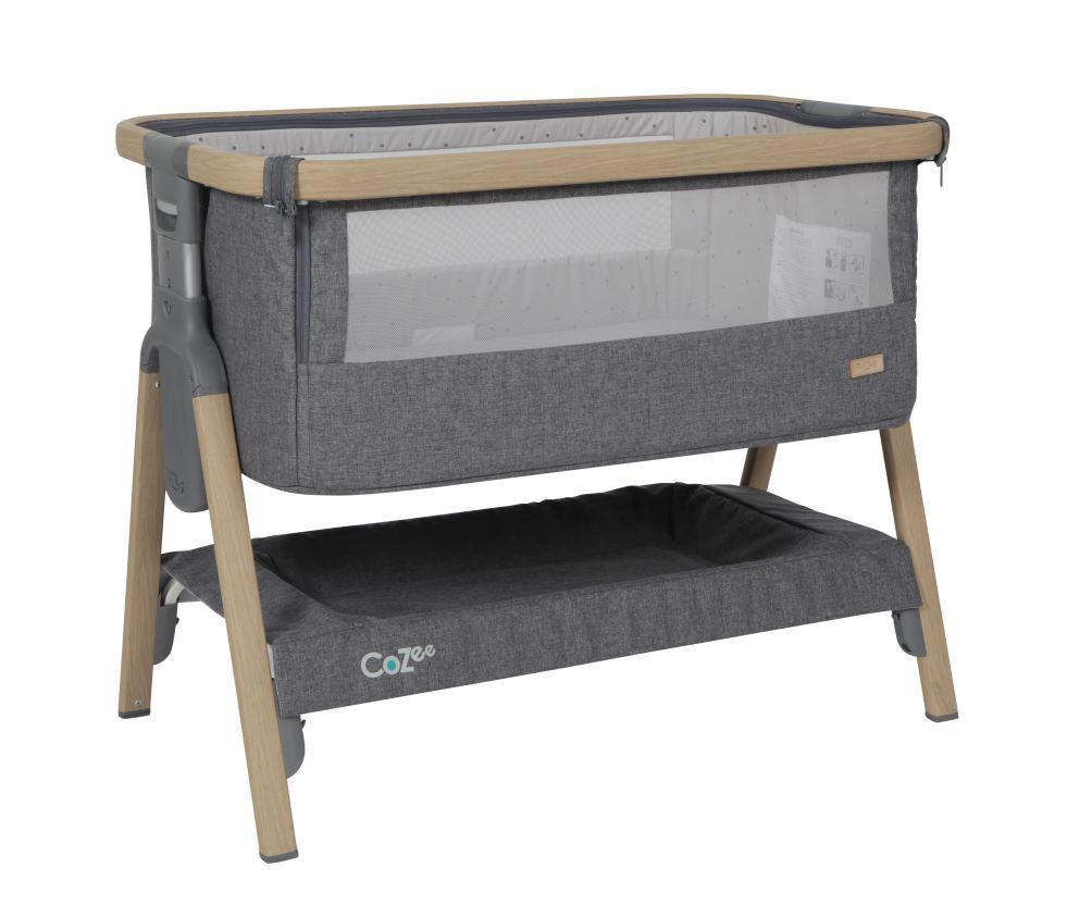 Bedside Crib Cozee 174 Tutti Bambini Til For 230 Ldresengen Og