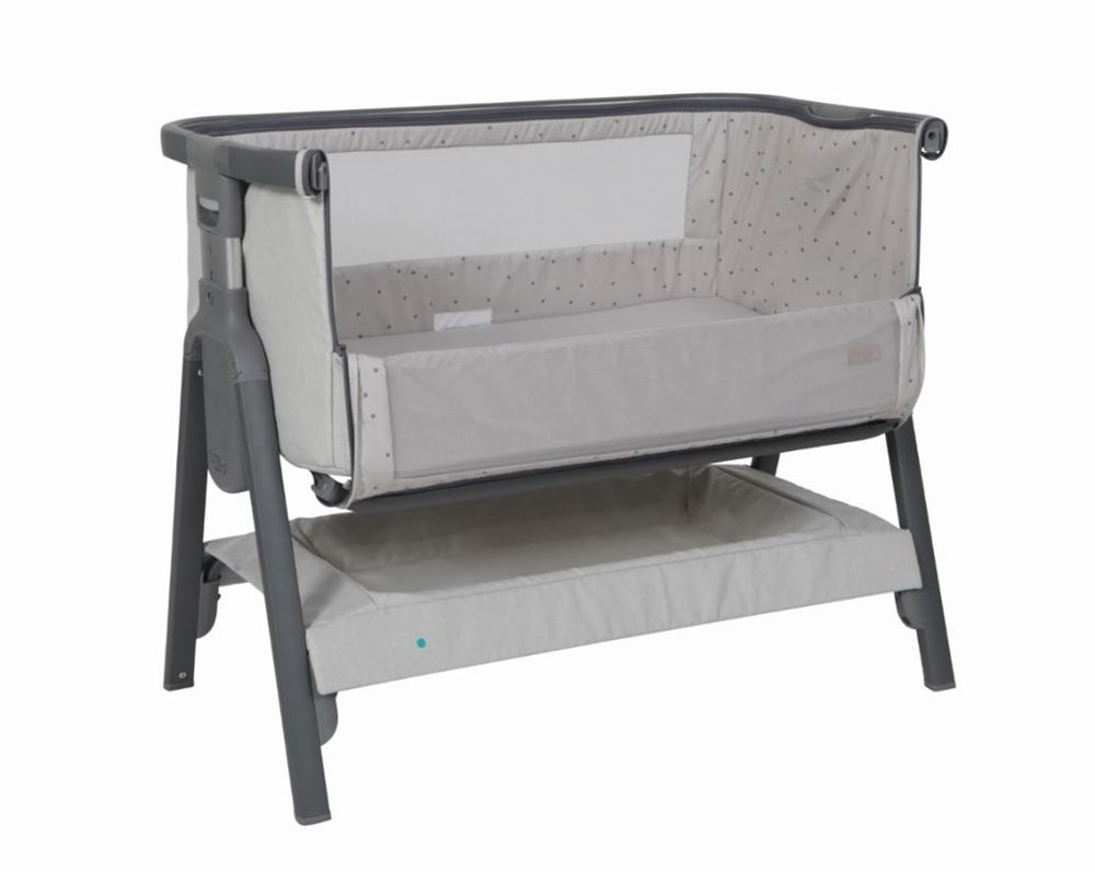 Bedside Crib CoZee®  Tutti Bambini  med dropside