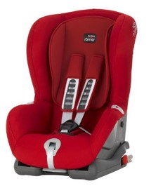 Autostol Duo Plus Flame Red Britas Römer