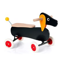 Dachsie, Ride-On Hund - BRIO