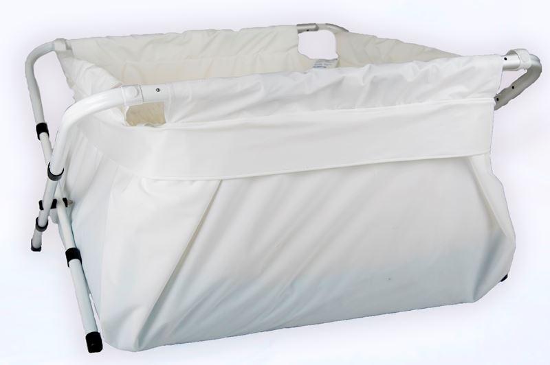 Seriøst Flexi badekar, Bibabad 80 - 100 cm - en voksen kan bruge det WY99