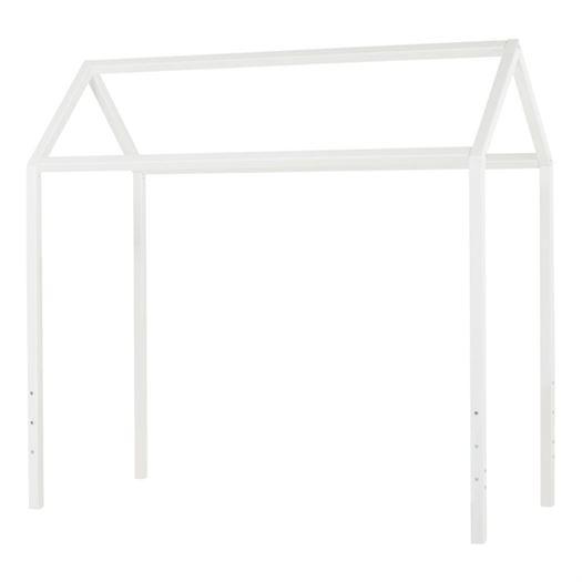 Husseng Modul Basic, 200 cm Hvid - Hoppekids thumbnail