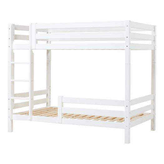 Høj etageseng delbar, 1/2 sengehest 120x200 cm Premium - Hoppekids thumbnail