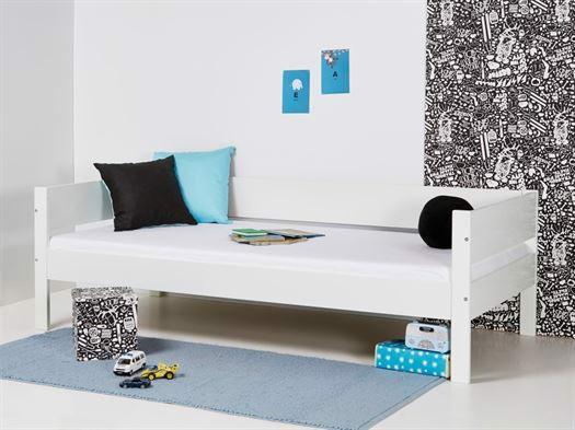 Huxie Manis-h sofaseng med blå madras - 160 cm thumbnail