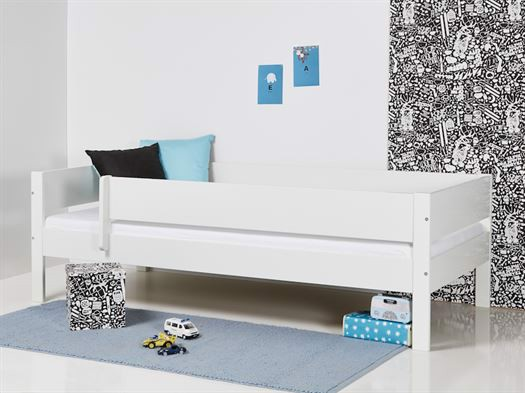 Image of   Huxie Manis-h seng med sengehest - 160 cm