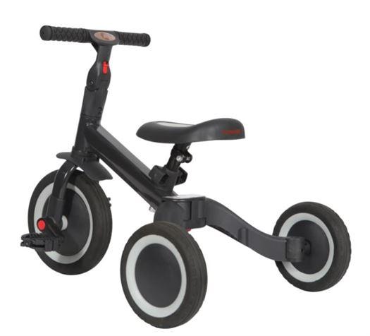 3-hjulet cykel, løbecykel i Grå, Kaya - Topmark thumbnail