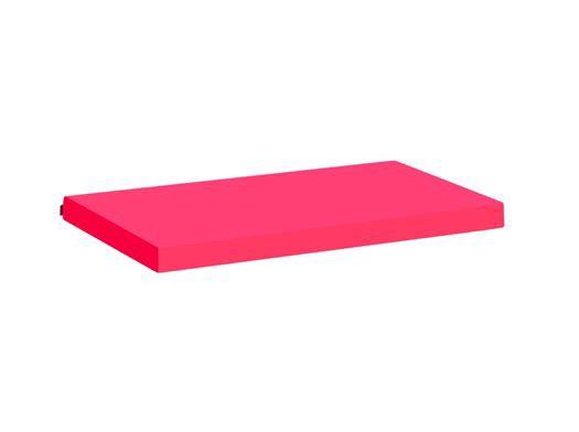 Image of   Madrasbetræk, Pink 190x90x9 cm - Hoppekids