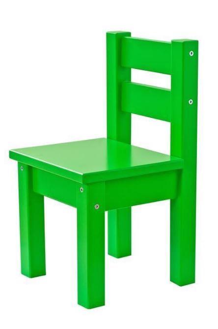 Børnestol Mads, Grøn - Hoppekids thumbnail
