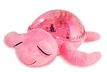 Natlampe, Tranquil Turtle Pink - CloudB
