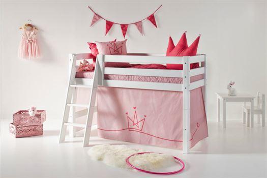 Forhæng til senge, Princess - Hoppekids thumbnail
