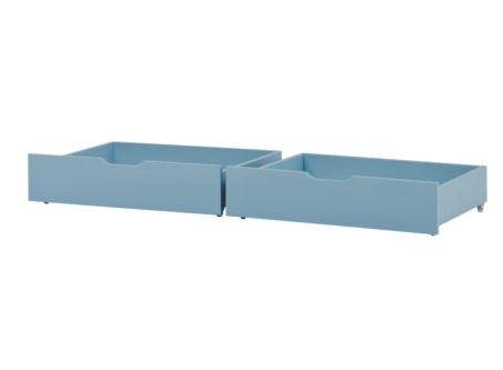 Skuffesæt på hjul, Dream Blue til sofa og etagesenge på 160 cm - Hoppekids thumbnail