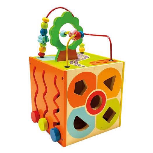 Image of   Aktivitetskasse - Bino Toys