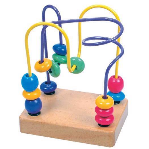Image of   Aktivitetslabyrint - Bino Toys