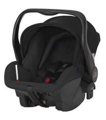 Baby-Safe ISOFIX base - Sort - Britax - Autostol base til din bil - ekstra sikkerhed