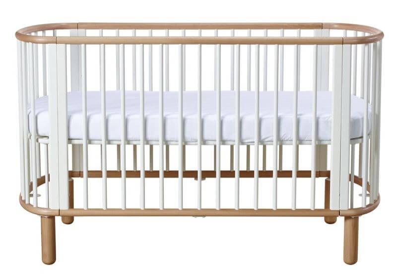 Populære Babyseng - Juniorseng - FLEXA - Hvidt design med bøg. 1 seng i 5  HB71