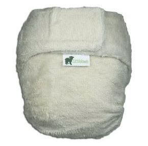 Stofble Bambusble str 2, 9-17 kg - Little Lamb