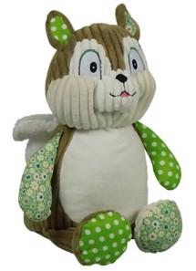 Cubbies Bamse, personlig bamse - med dit barns navn og fødselsdata - fra Babyshower