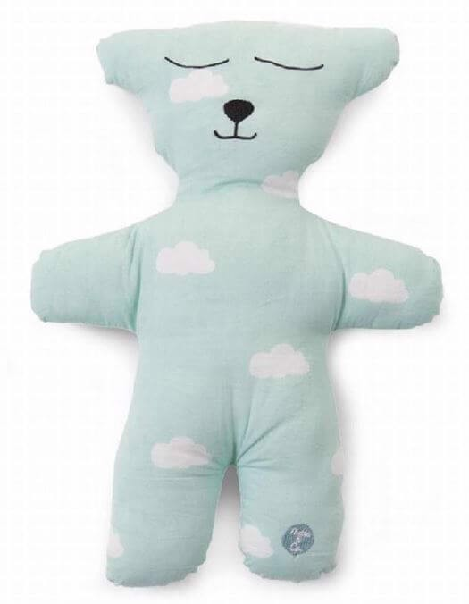 Image of   Bamse Snoozy Cloud, Mint - Childhome