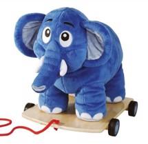 Bodil Elefant, Lille - KREA - Den mindste af Bodil Elefanterne - Lille Pers følgesvend