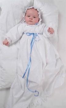 dåbstøj baby