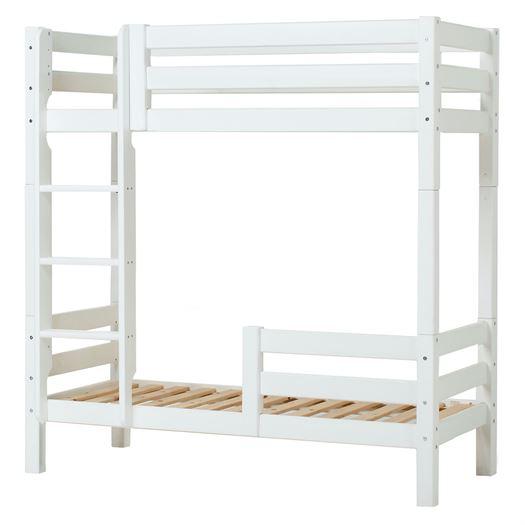 Høj etageseng delbar, 1/2 sengehest 70x160 cm Premium - Hoppekids thumbnail