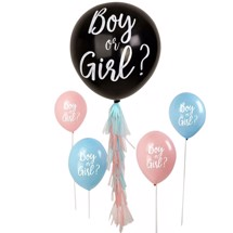 Ballon Kit, Gender Reveal Boy & Girl - Pattern Works