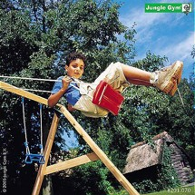 Jungle Gym Swing, gynge