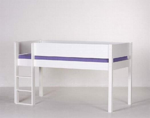 Image of   Halvhøj seng i super kvalitet, 200 cm - Manis-h