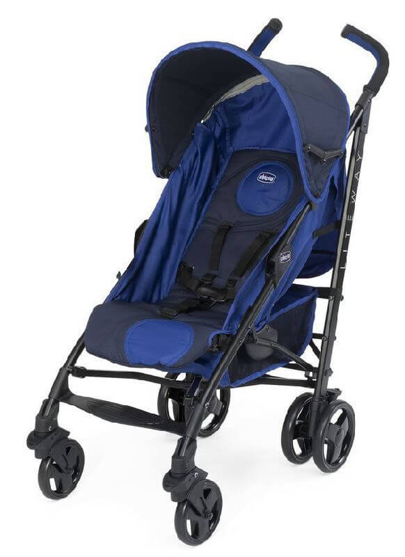 Klapvogn Lite Way Royal Blue Chicco