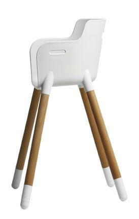 Korte ben til Højstol - FLEXA - forlænger stolens levetid og dit barn kan bruge den op til ca. 12 år
