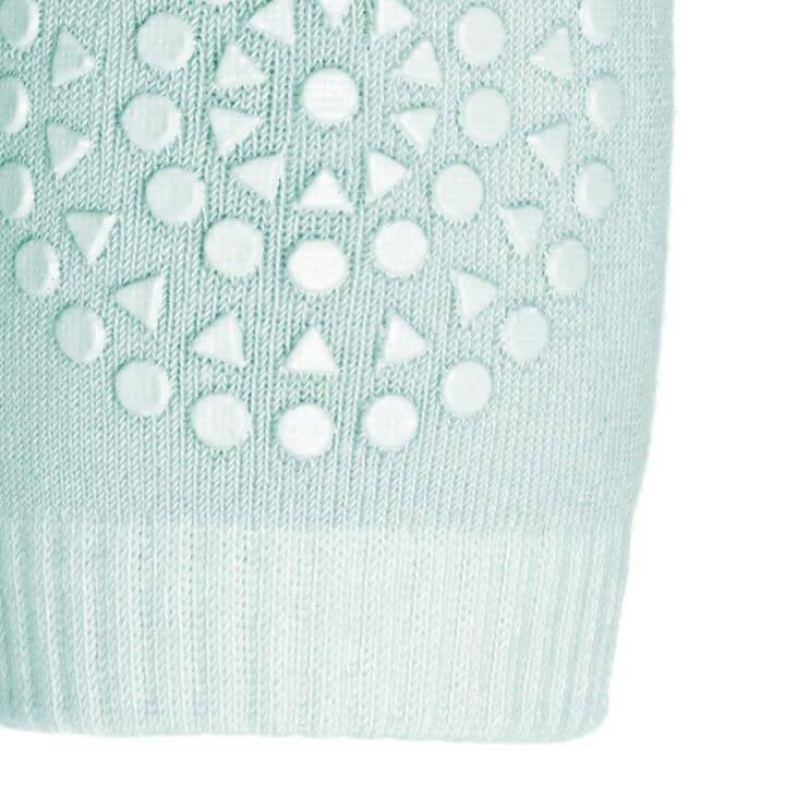 Kravle Knæbeskyttere, mint - GoBabyGo - Dansk design - Super smarte knæbeskyttere til din babys knæ