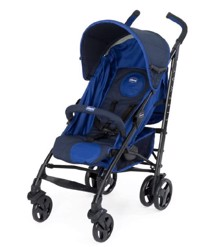 Lite Way BB  Royal Blue incl. Bøjle Chicco