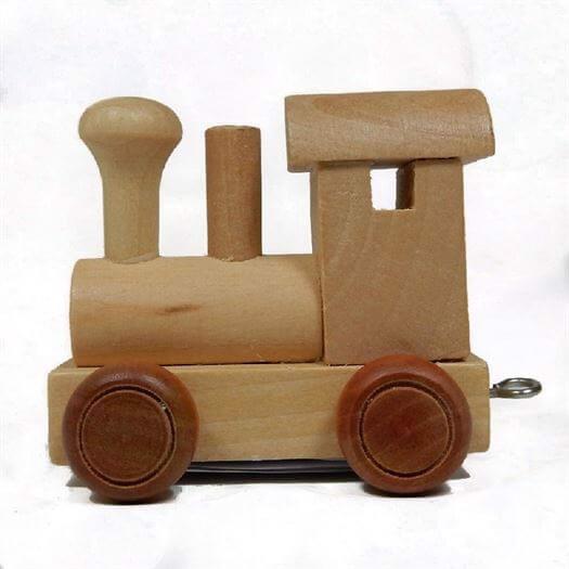 Navnetog, Lokomotiv - Bino Toys thumbnail
