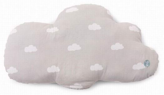 Pude Snoozy Cloud, Grå - Childhome