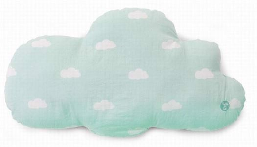 Pude Snoozy Cloud, Mint - Childhome