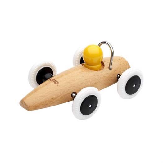 Racerbil, Naturtræ - BRIO