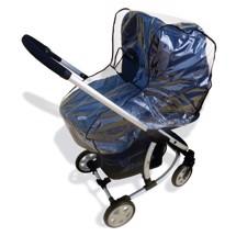 Regnslag til barnevogne, klapvogne, og combivogne