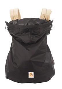 Regnslag med fleece for til Ergobaby bæresler - Ergobaby - Lad ikke vejret forhindre dig i at ...