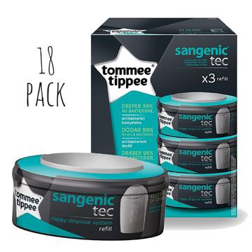 sangenic-refill-tommee-tippee-18stk