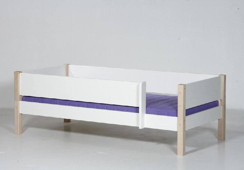 Favorit Manis-h seng, briks, 90 x 160, med lamelbund, ergonomisk madras og  UQ54