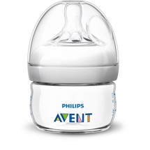Sutteflaske Natural, 60 ml - Avent