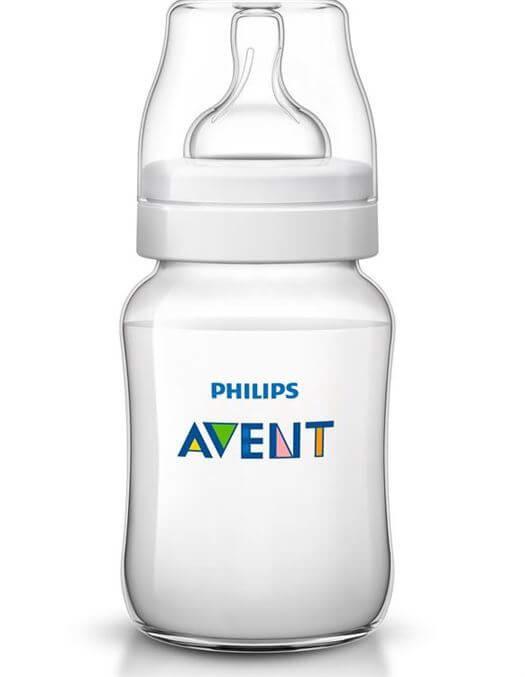 sutteflaske-phillips-avent-125ml