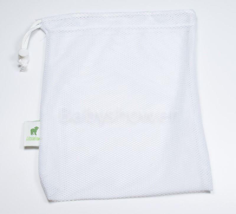Svært Stort vaskenet med snørrelukning - Vaskepose til vasketøj- Nem at MQ-33