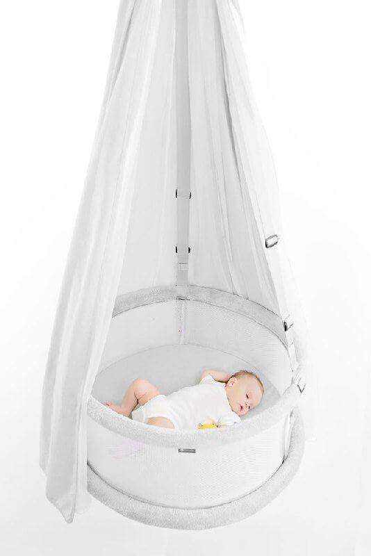 baby vugge 3 i 1 vugge   Memola   Kan anvendes fra 0 12 år. Vugge og gynge. baby vugge
